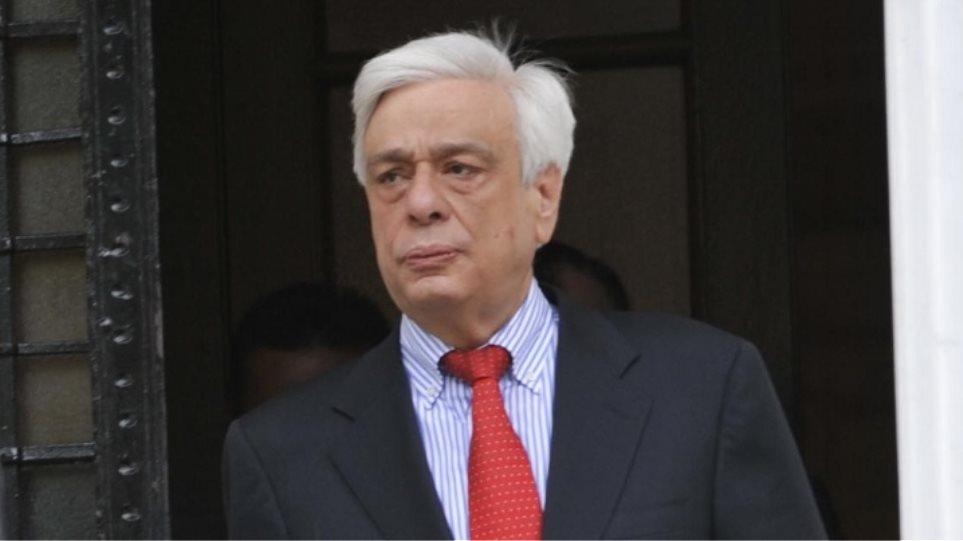 Στα Καλάβρυτα για την επέτειο του Ολοκαυτώματος ο Προκόπης Παυλόπουλος