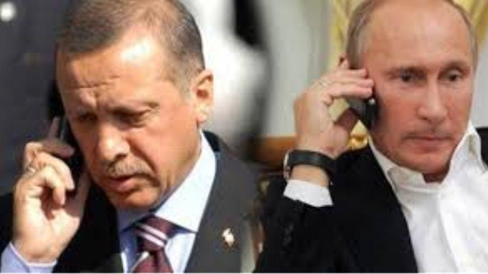 Τούρκος πολιτικός ζητά την ποινική δίωξη Πούτιν για δυσφήμιση του Ερντογάν