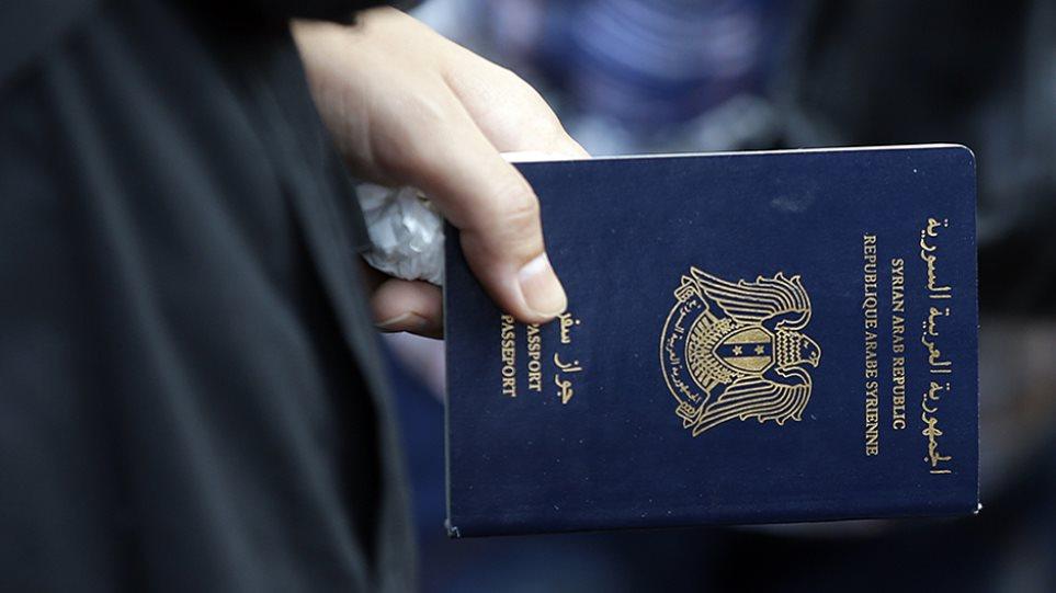 ΗΠΑ: Το ISIS μπορεί να κατασκευάζει πλαστά συριακά διαβατήρια