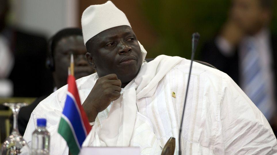 Πρόεδρος της Γκάμπιας: «Από σήμερα η χώρα αποτελεί μια ισλαμική δημοκρατία»