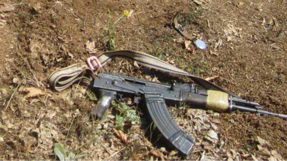 Ηράκλειο: Βρήκαν τις σφαίρες, ψάχνουν το Καλάσνικοφ