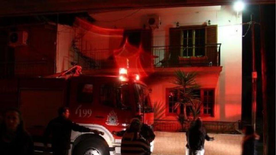 Έκρηξη καλοριφέρ σε μονοκατοικία στην Καλαμάτα