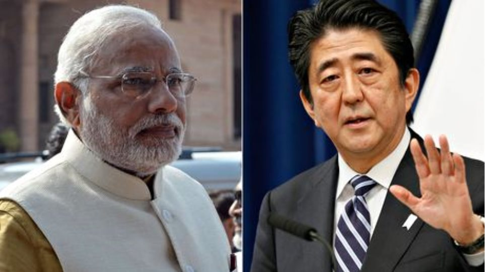 Η Ιαπωνία θα κατασκευάσει το πρώτο τρένο υψηλής ταχύτητας της Ινδίας