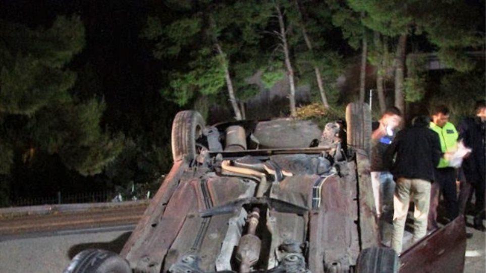 Νεκρός σε τροχαίο στην Κρήτη - Το σώμα του βρέθηκε μετά από ώρες