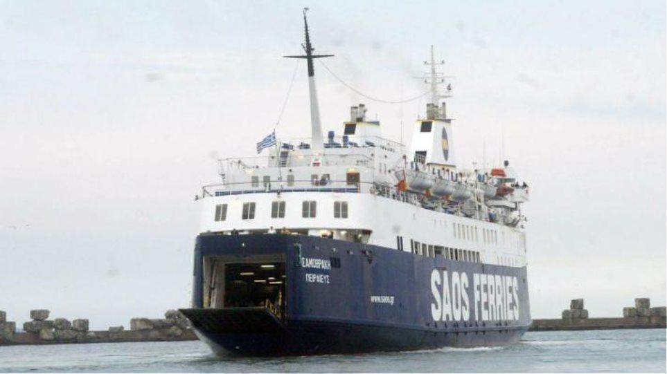 Νεκρός ναυτικός σε πλοίο στη Σαμοθράκη