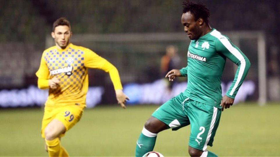 Νίκησε (2-0) στην άδεια Λεωφόρο τον Αστέρα ο Παναθηναϊκός