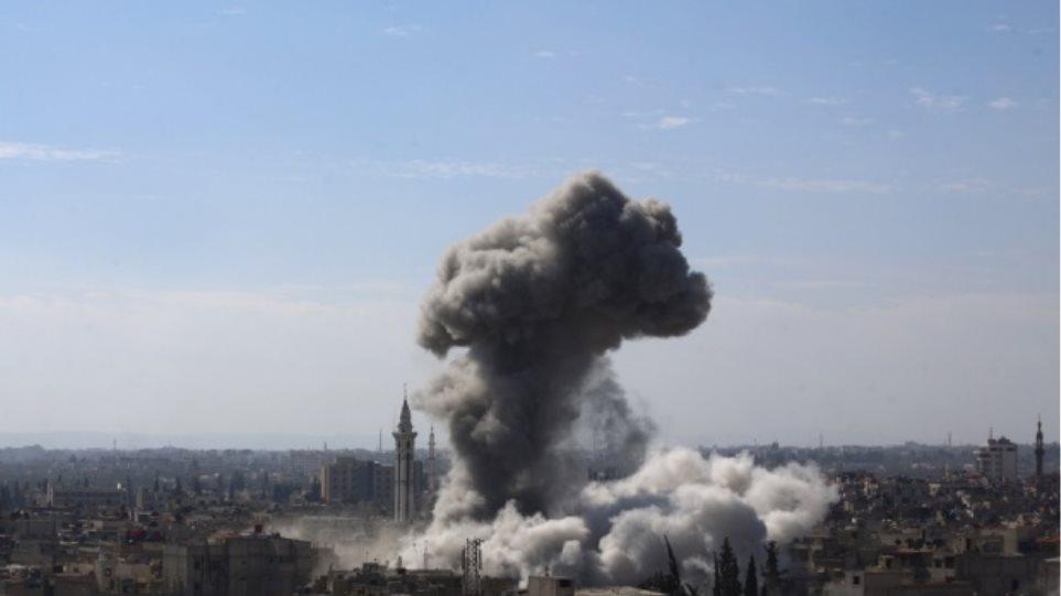 Συρία: Τουλάχιστον 28 νεκροί από βομβαρδισμούς στην πόλη Ντούμα