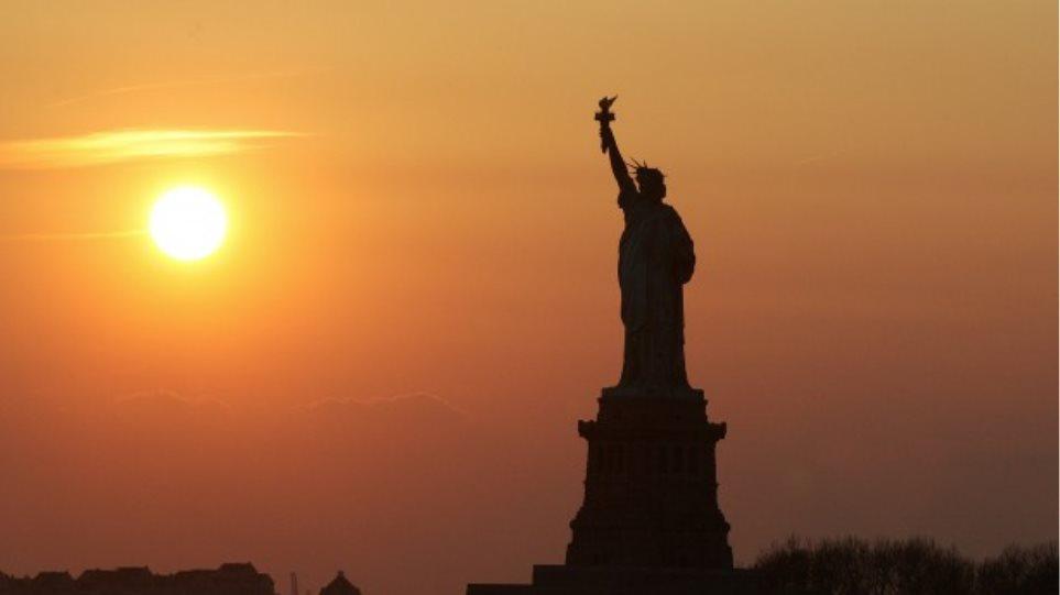 Νέα Υόρκη: Δώδεκα μέρες πριν τα Χριστούγεννα ο υδράργυρος έδειξε 19 βαθμούς!