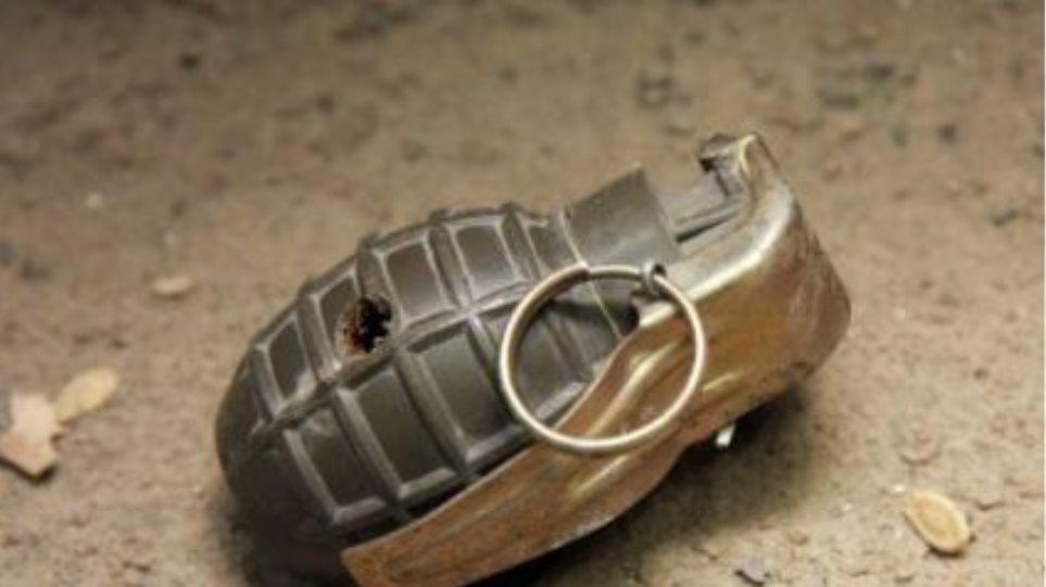 «Μαφιόζικη» επίθεση με χειροβομβίδα σε κατάστημα στο Ηράκλειο