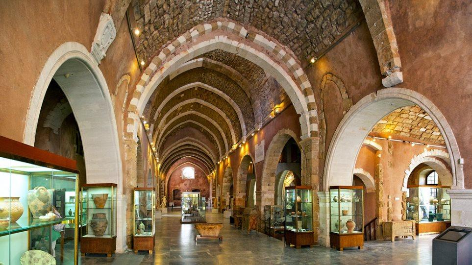 Το νέο Αρχαιολογικό Μουσείο Χανίων άνοιξε τις πύλες του