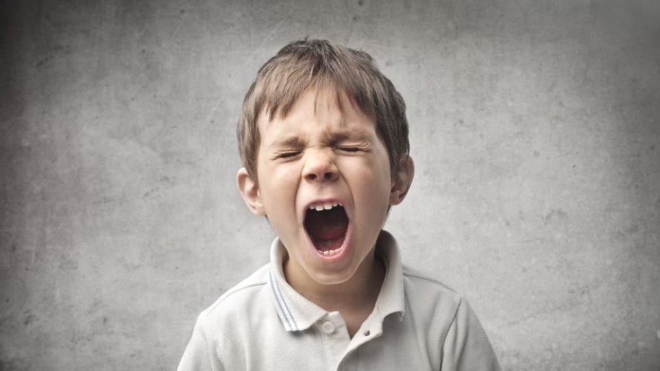 Το παιδί μου θυμώνει, τι να κάνω;