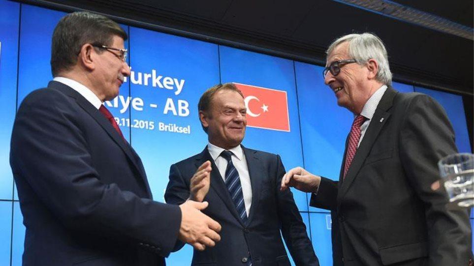 Τουρκία-ΕΕ: Οι συνομιλίες για την επικαιροποίηση της τελωνειακής ένωσης θα αρχίσουν το επόμενο έτος