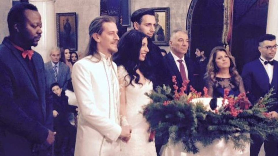 Δείτε την Μελίνα των Vegas νύφη!