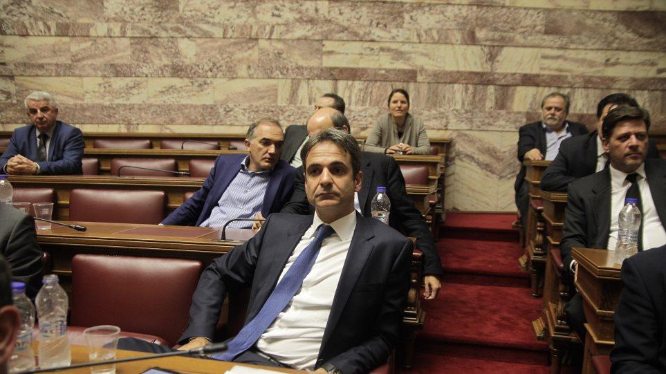 Κυρ. Μητσοτάκης: Αμφισβητώ ότι υπάρχει δήλωση Καραμανλή - Όποιος θέλει να στηρίξει κάποιον να το κάνει ανοιχτά