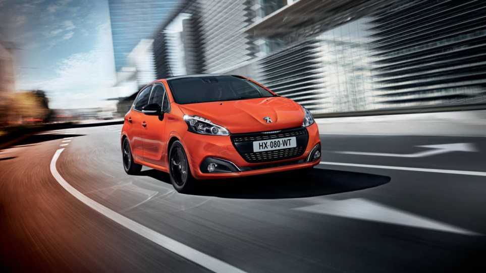 Το νέο Peugeot 208 ήρθε στην Avis και σε περιμένει…