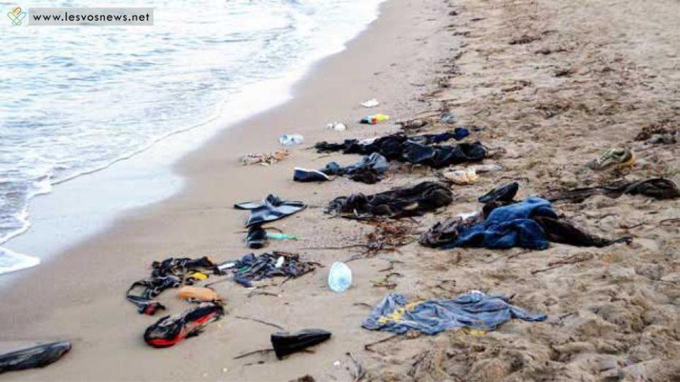 «Νεκρός ένας στους 50 πρόσφυγες» που επιχειρούν να περάσουν διά θαλάσσης στην Ελλάδα