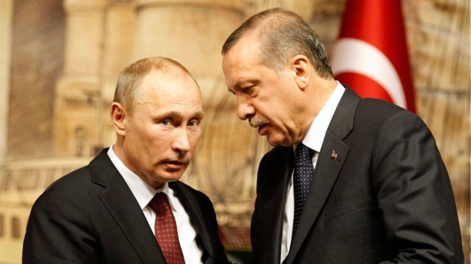 Γιατί ο Ερντογάν «ερεθίζει» τον Πούτιν;