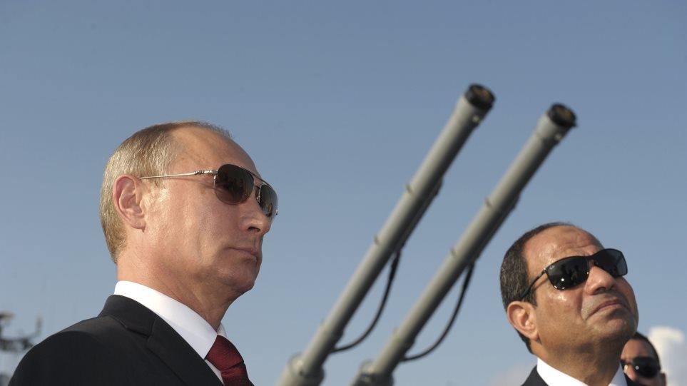 Κάιρο και Μόσχα ετοιμάζουν τον πρώτο πυρηνικό σταθμό στην Αίγυπτο