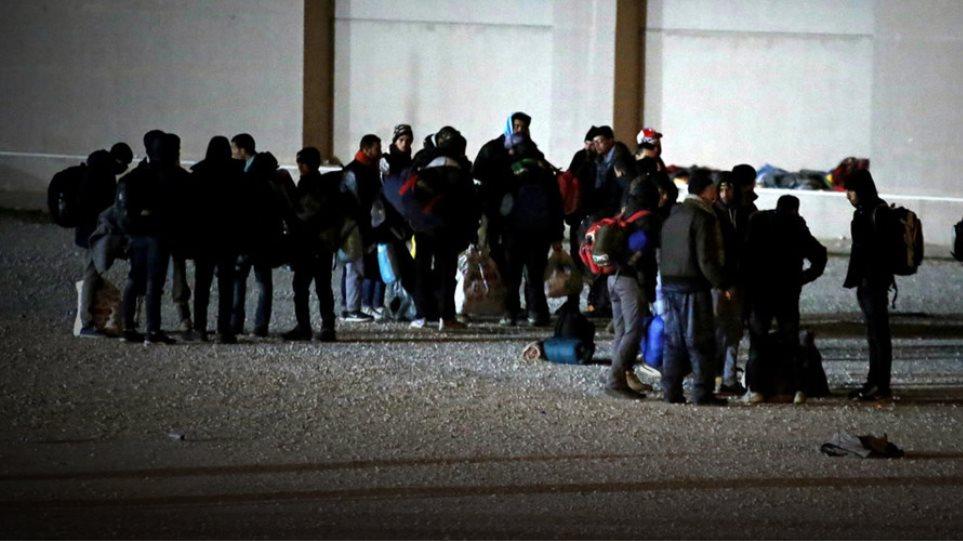 Επιστροφή στην «Αμυγδαλέζα» - Ξανάνοιξε το κέντρο κράτησης μεταναστών στην Κόρινθο