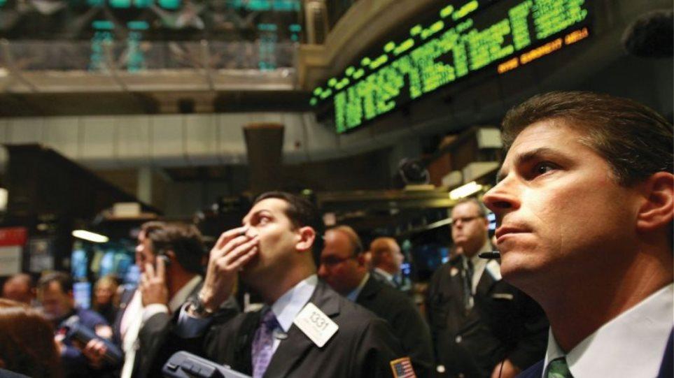 Ανάκαμψη στη Wall Street μετά από έξι ημέρες