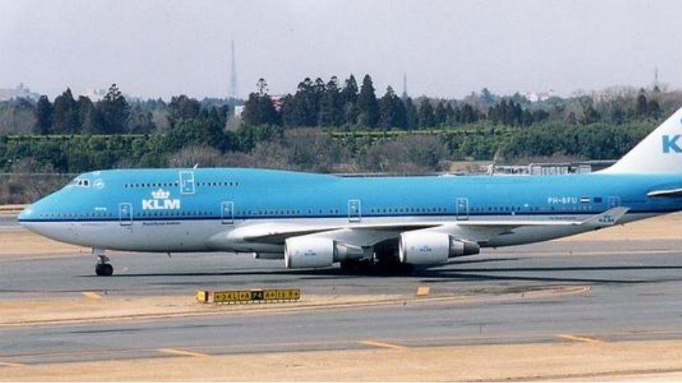 Επανέρχεται η πρωινή πτήση Αθήνα - Άμστερνταμ από την KLM