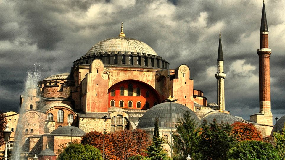 The Greek Orthodox acquisition of Hagia Sophia after 1,500