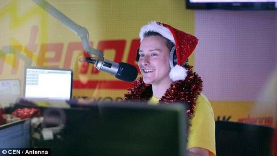 Αυστρία: Ραδιοφωνικός DJ κλειδώθηκε στο στούντιο και έπαιζε για δύο ώρες το «Last Christmas»