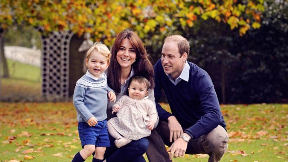 Πρίγκιπας Ουίλιαμ: «Ανησυχώ μήπως δεν προλάβω να δω τα παιδιά μου να μεγαλώνουν»