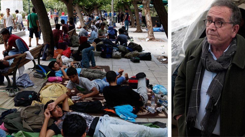 Ομολογία-σοκ από Μουζάλα: Στην Ελλάδα θα εγκλωβιστούν δεκάδες χιλιάδες μετανάστες