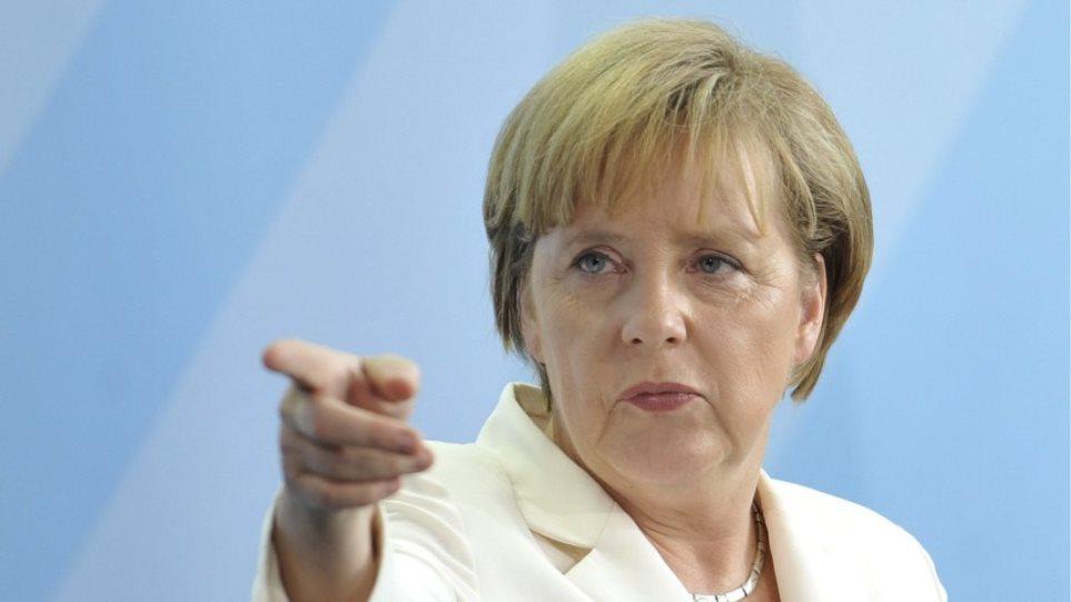 Μέρκελ: «Κάποιοι από τους δράστες της Κολωνίας έχασαν το δικαίωμα στη φιλοξενία μας»
