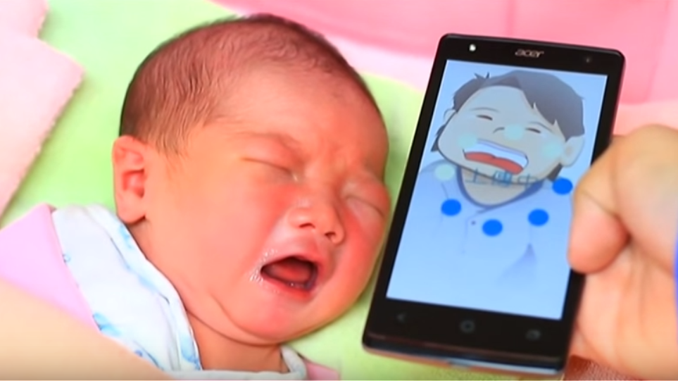 Cry Translator: Το app που σας λέει γιατί κλαίει το μωρό σας