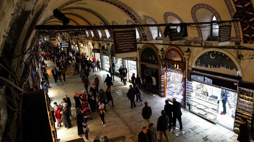 c6ee6adb1107 «Κλείνει» για τουλάχιστον δέκα χρόνια το Grand Bazaar στην Κωνσταντινούπολη