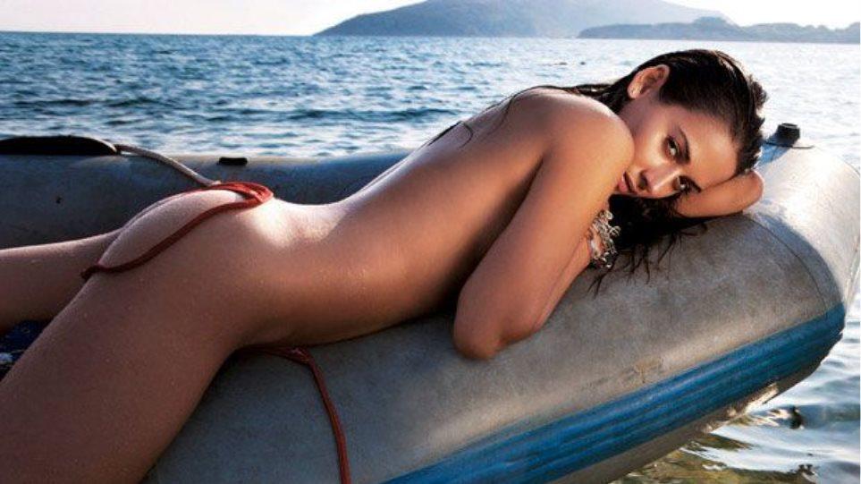 Χριστίνα Μουστάκα: «Δεν θα ξαναέκανα γυμνή φωτογράφιση όσα χρήματα κι αν  μου έδιναν»