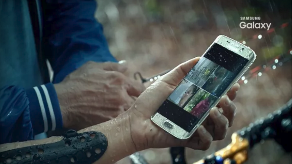 Βίντεο: Το νέο Samsung S7 θα είναι και αδιάβροχο!