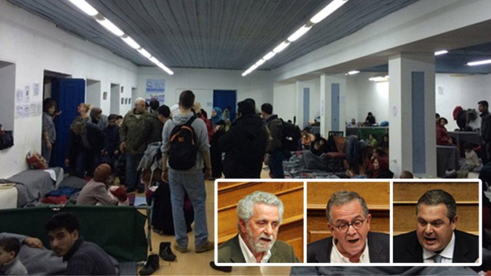«Κατελήφθη» ανυπεράσπιστο το Καστελόριζο από 900 μετανάστες! -11.000 έφτασαν στην Ελλάδα σε τρεις μέρες
