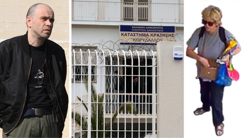 Η Ρούπα με ελικόπτερο προσπάθησε να απελευθερώσει τον Μαζιώτη από τον Κορυδαλλό