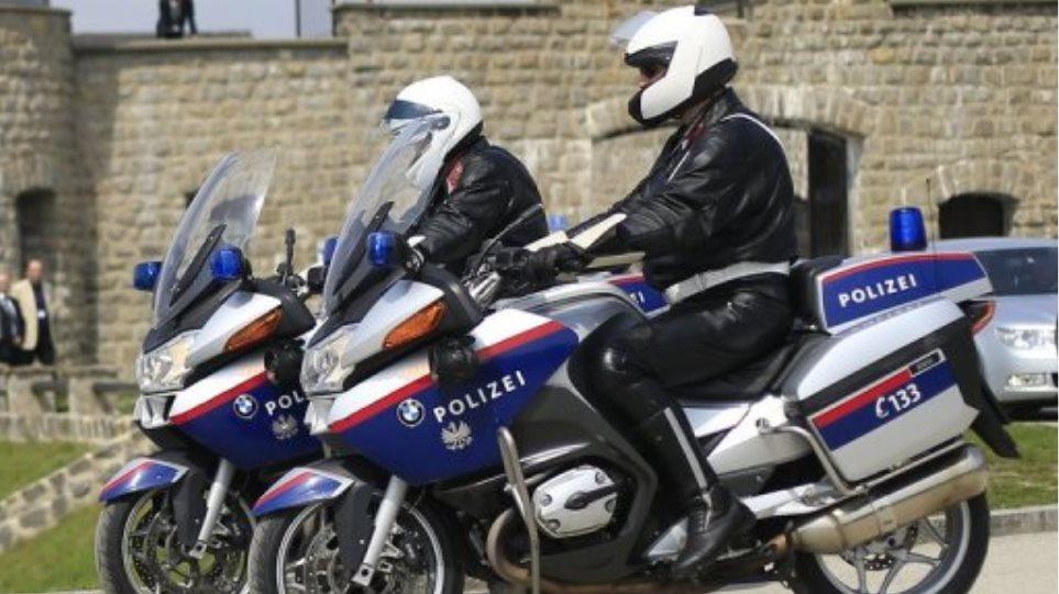 Αυστρία: Αστυνομικός του έκοψε κλήση 70 ευρώ για ένα... ρέψιμο