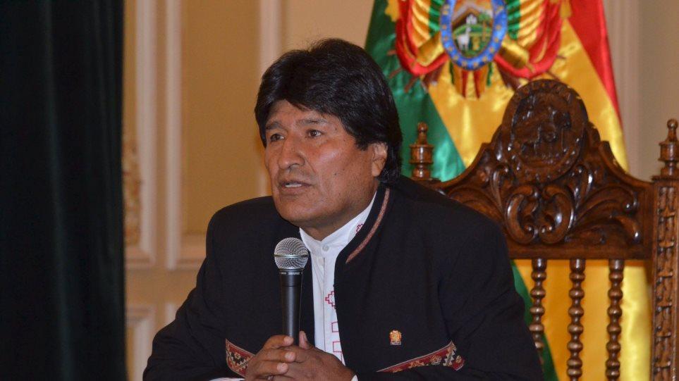 Βολιβία: Σκάνδαλο με την πρώην ερωμένη του Μοράλες και τον γιο που δεν γνώριζε πως έχει