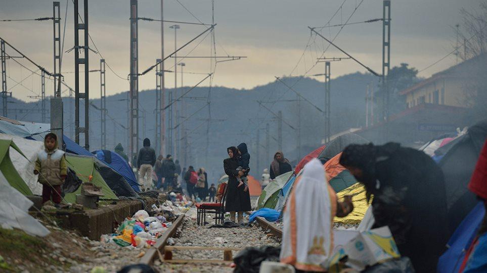 b730d0bfebae Επισήμως hotspot με χιλιάδες εγκλωβισμένους μετανάστες η Ελλάδα