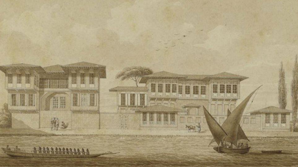 Η οθωμανική Κωνσταντινούπολη μέσα από 60 σχέδια