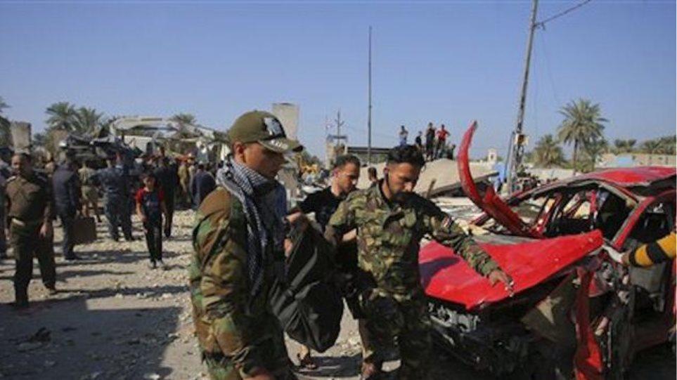 Μακελειό στο Ιράκ: Βομβιστής αυτοκτονίας ανατινάχθηκε σε αγώνα ποδοσφαίρου - Πάνω από 30 νεκροί