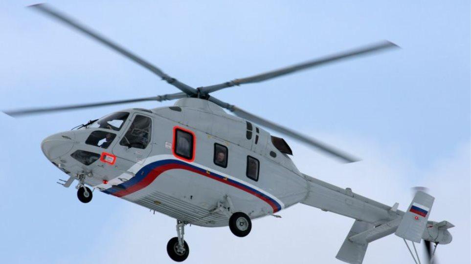 Συνετρίβη νοσοκομειακό ελικόπτερο στο Ιράν - Επτά νεκροί