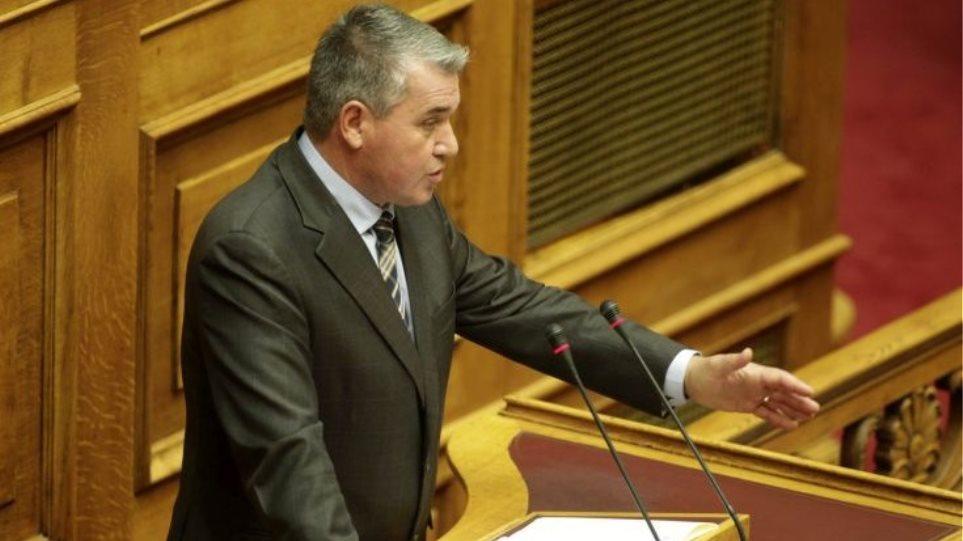 Κυριαζίδης (ΝΔ): Η κυβέρνηση έχει παραδώσει την Αθήνα στο έλεος της αναρχίας