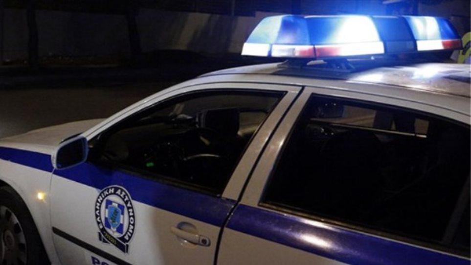 Λάρισα: Λήστεψε ντελιβερά και αντιστάθηκε στη σύλληψή του