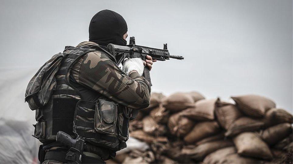 Τούρκος στρατιώτης σκοτώθηκε στο βόρειο Ιράκ