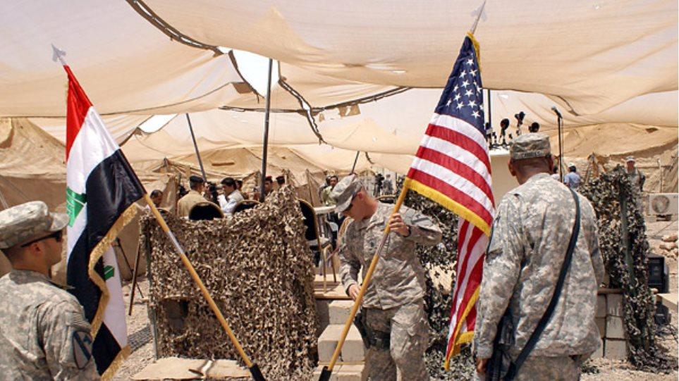 ΗΠΑ: Σχέδια για ενίσχυση του στρατού στο Ιράκ
