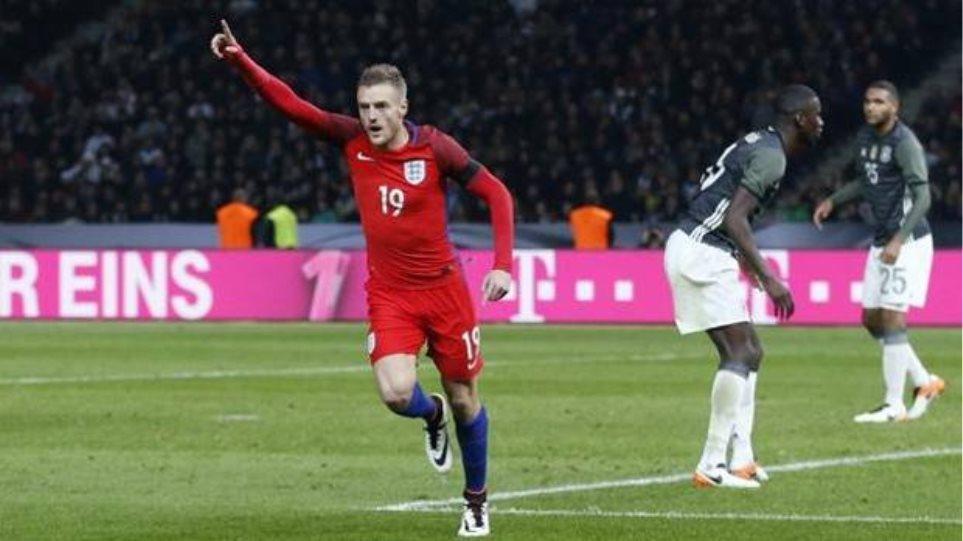 Βίντεο: Με ανατροπή η Αγγλία 3-2 τη Γερμανία - Γκολάρα ο Βάρντι
