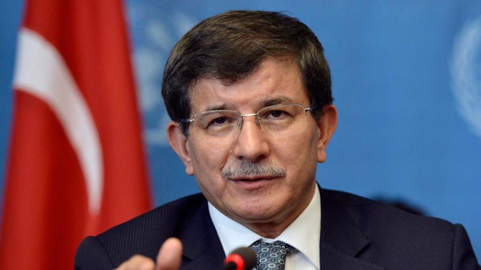 Νταβούτογλου: Τουρκία και Ιορδανία πρέπει να συνεργαστούν κατά της τρομοκρατίας