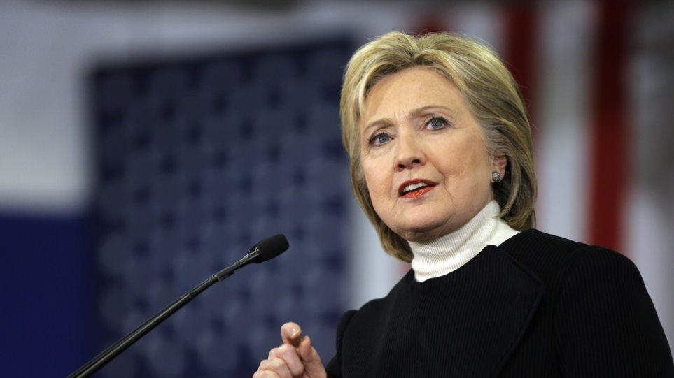 Επιμένει η Χίλαρι: Κάντε με πρόεδρο και θα μιλήσω για τους εξωγήινους