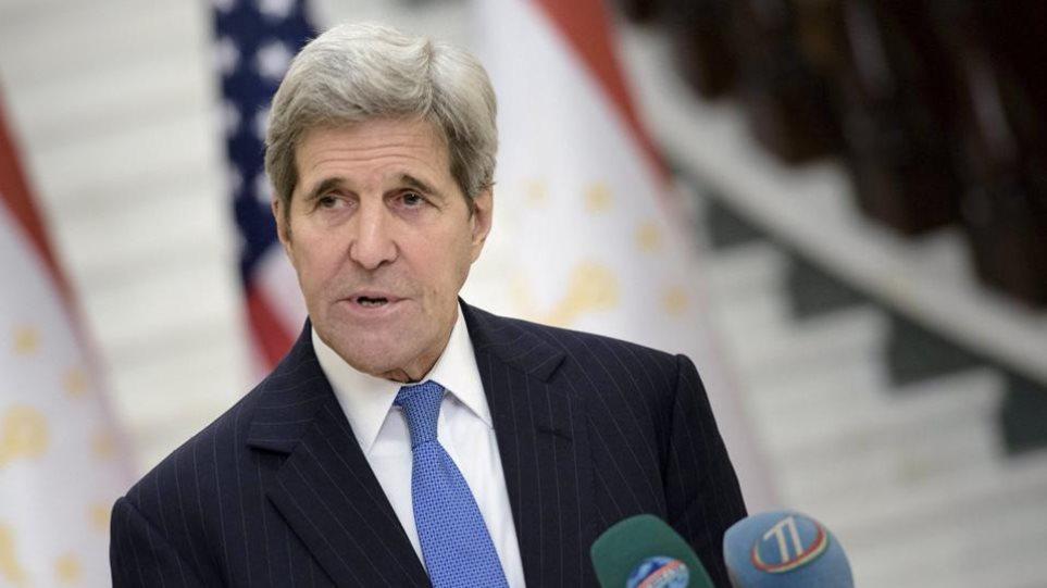 Τζον Κέρι: «Κατεπείγουσα ανάγκη» να εμποδιστεί μια νέα επίθεση στην Ευρώπη